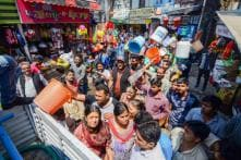 Protests Erupt in Shimla Over Water Crisis, 200 Booked