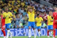 FIFA World Cup 2018: Thiago, Paulinho Steer Brazil Into World Cup's Last 16
