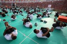 Over 1,000 Inmates of Delhi Prisons to Train as Yoga Teachers