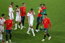 FIFA World Cup 2018: Hierro Says Spain Must Tighten up After Morocco Draw