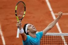French Open: Cecchinato Having a Dream Run Two Years After Fixing Ban