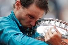 Demolition Man Nadal Claims record-extending 11th French Title