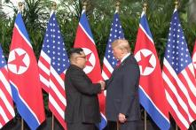 Trump and Kim's Handshake Joins Five Others That Shook the World