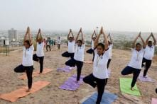 Theme of This Year's World Yoga Day is 'Yoga for Heart', Says Shripad Yesso Naik