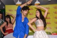 Janhvi Kapoor-Ishaan Khattar Dance To Dhadak's Latest Number Zingaat, Showcase Their Lovely Chemistry