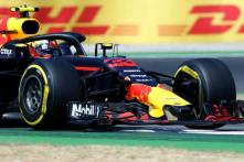 Max Verstappen Keeps Red Bull on Top in Germany