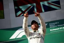'Grateful' Hamilton on Pole With Record Lap as Mercedes Dominate