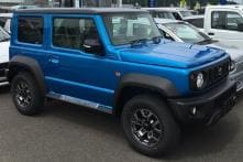 Suzuki Jimny Sierra Looks like a Baby Jeep Wrangler in Latest Spy Shots, Brochure Leaked