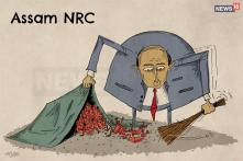 In Cartoons| The NRC List That Will Render 4 Million People Stateless