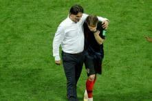 In Pics, Croatia vs England, FIFA World Cup 2018 Semi-final