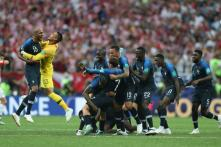 France vs Croatia, FIFA World Cup 2018 Final Highlights - As It Happened