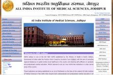 AIIMS Jodhpur Recruitment 2018: 73 Faculty Posts, Apply Before 24th August 2018