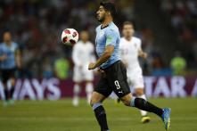 Luis Suarez to Miss Uruguay Friendlies Against South Korea, Japan