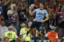 FIFA World Cup 2018: Uruguay Tight-lipped About Edinson Cavani Availability