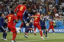 Belgium vs Japan, FIFA World Cup 2018, Round-of-16 Highlights - As It Happened