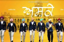 Singer-actor Amrinder Gill Launches Poster of Punjabi Film Based on Bhangra