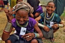 Despite Uncertain Future, Tribal Refugees Vote in Mizoram Polls