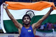 Bajrang Punia Asks for Support as He Becomes 1st Indian to Wrestle at Madison Square Garden