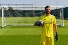Liverpool Sign Goalkeeper Alisson in Record 72.5-million-euro Deal
