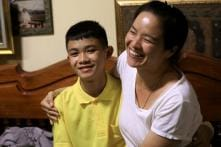 Thai Soccer Boys Return Home After Cave Rescue: Heartwarming Photos