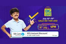 Flipkart Big Shopping Days Sale Starts From July 16: Here Are The Deals And Offers