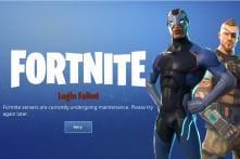 Fornite Servers Down For Maintenance Until Season 5 Update