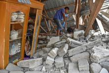 14 Killed as 6.4 Magnitude Earthquake Jolts Indonesia's Lombok Island