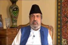 BJP Demands Muzaffar Baig's Resignation Over 'Partition-Lynching' Remark