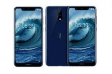 Nokia X5 With Notch Display, Dual Cameras Could Arrive in China on July 18