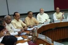Speaker Admits TDP's No-trust Motion in Lok Sabha Against Modi Govt