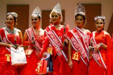Pictures From the Beauty Pageant Organised For Domestic Helps