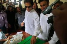 Pakistan Elections 2018: Political Bigwigs Cast Their Vote