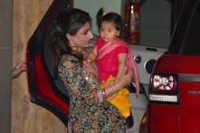 Soha Ali Khan on Motherhood: It Can be Challenging, Exhausting to Watch After Someone All the Time
