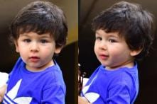 Taimur Ali Khan in a Traditional Outfit Will Drive Away Your Mid-Week Blues; See Pics