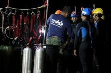 Thailand Cave Rescue Site Cleared to 'Help Victims', Divers Ready to Go In