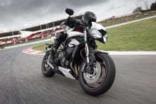 Triumph Street Triple RS Gets Two New Colour Options