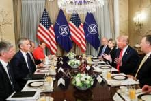 At NATO, Donald Trump Lashes Germany for Being Russian 'Captive'