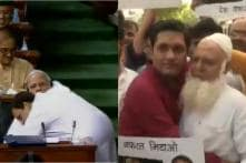 After Rahul Gandhi's Hug in Parliament, Congress Workers Organise 'Free Hug' Campaign