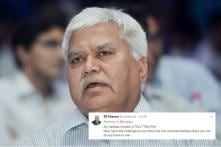 After Leaking TRAI Chairman's Personal Details, Hackers Deposited Re 1 in His Account