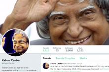 Information Stolen from Kalam's Twitter Account, Alleges Kin