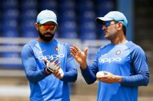Dhoni Remains Integral Part of ODI Team, Wanted to Make Way for Pant in T20Is: Kohli