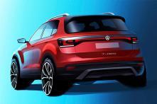 Volkswagen T-Cross SUV Teased, Will Debut at 2018 Paris Motor Show