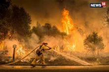California Fire: 100,000 Acres Engulfed by Wildfire in California