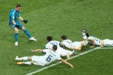 FIFA World Cup 2018: Russians Break Spanish Hearts in Moscow