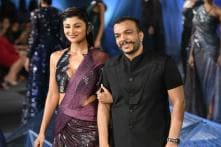 Shilpa Shetty Kundra Turns Muse for Designer Amit Aggarwal's Debut Show at ICW 2018