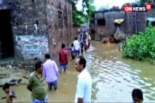 Watch: Flood Situation Due To Rains