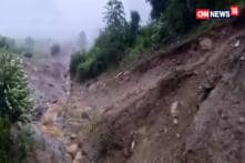 Cloudburst Washes Away Houses, Shops and Vehicles in Chamoli District of Uttarakhand