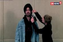 Diljit Dosanjh Wax Statue At Madame Tussauds