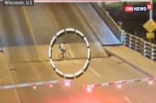 Watch: Wisconsin Woman Avoids Death After Falling on Drawbridge