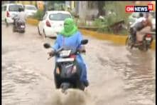 Watch: Waterlogging Nightmare Returns in Raipur